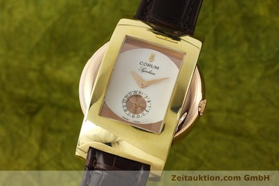 CORUM SYMBIOSE ORO 18 CT AUTOMATISMO [142149]