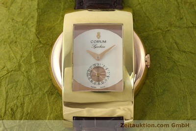CORUM SYMBIOSE OR 18 CT AUTOMATIQUE [142149]