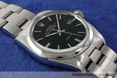 ROLEX PRECISION STEEL AUTOMATIC KAL. 1520 [142150]