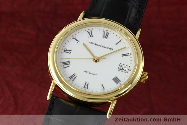 GIRARD PERREGAUX OR 18 CT AUTOMATIQUE KAL. 2200  [142153]
