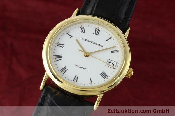 GIRARD PERREGAUX OR 18 CT AUTOMATIQUE KAL. GP2200 [142164]
