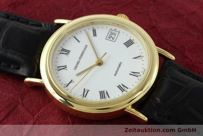 GIRARD PERREGAUX 18 CT GOLD AUTOMATIC KAL. GP2200 [142164]
