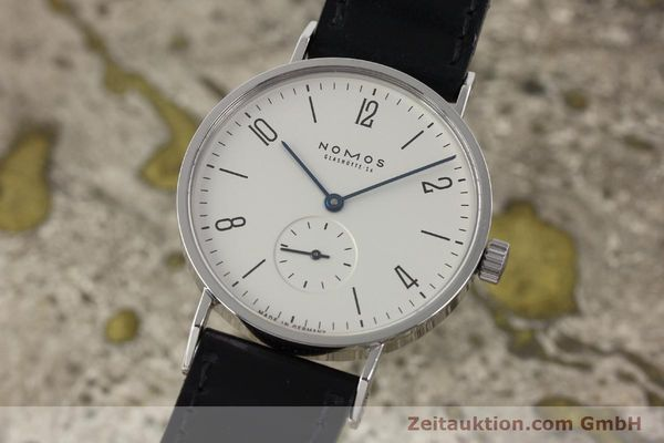 NOMOS TANGENTE STEEL MANUAL WINDING KAL. ETA 7001 [142168]