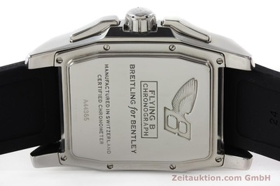 BREITLING BENTLEY CHRONOGRAPH STEEL AUTOMATIC KAL. B44 ETA 2892-2 [142189]