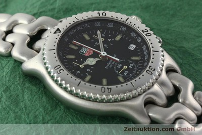 TAG HEUER PROFESSIONAL 200M CHRONOGRAPH HERRENUHR STAHL S39.306 VP: 2300,- EURO [142198]