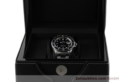 ROLEX SUBMARINER STEEL AUTOMATIC KAL. 3135 [142213]