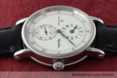 CHRONOSWISS REGULATEUR ACCIAIO AUTOMATISMO KAL. 122 [142228]