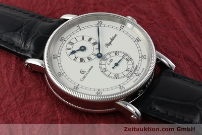 CHRONOSWISS REGULATEUR STEEL AUTOMATIC KAL. 122 [142228]