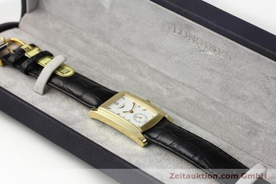 LONGINES DOLCE VITA OR 18 CT QUARTZ KAL. ETA 980.163 LP: 3020EUR [142238]
