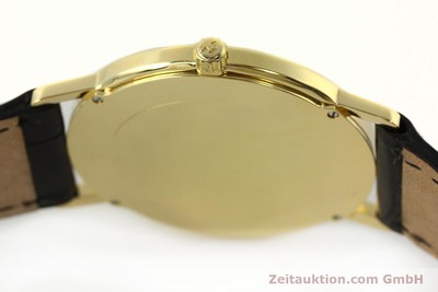 JAEGER LE COULTRE 18 CT GOLD QUARTZ KAL. 609 [142239]
