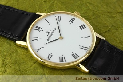 JAEGER LE COULTRE JLC 18K (0,750) GOLD ULTRA THIN 111.1.09 HERRENUHR KLASSIKER [142239]