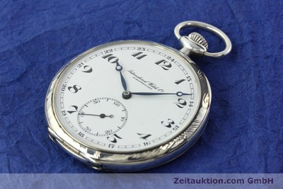 IWC TASCHENUHR ARGENTO CARICA MANUALE KAL. H5 [142253]