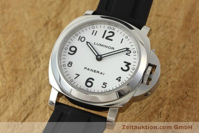 PANERAI LUMINOR STEEL MANUAL WINDING KAL. ETA B99501 LP: 5100EUR [142259]