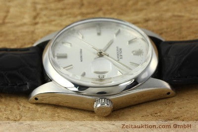 ROLEX PRECISION STEEL MANUAL WINDING KAL. 1225 [142261]