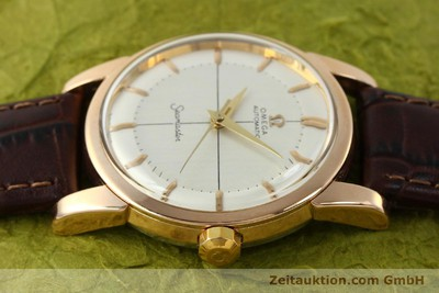 OMEGA SEAMASTER GOLD-PLATED AUTOMATIC KAL. 501 [142264]