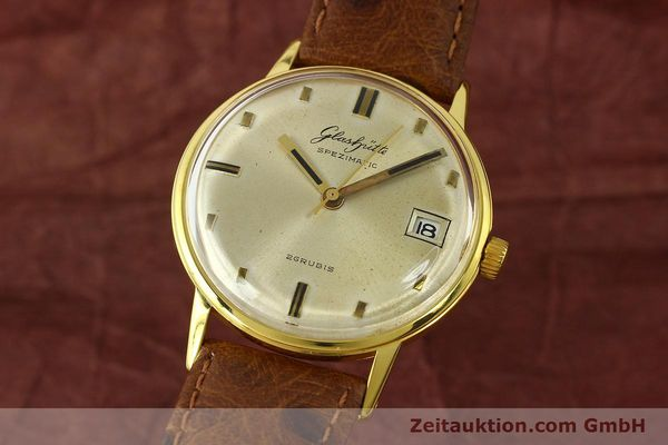 GLASHÜTTE SPEZIMATIC DORÉ AUTOMATIQUE KAL. 75 [142265]