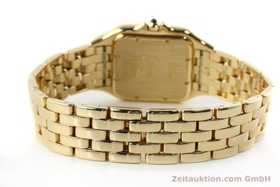 CARTIER PANTHERE OR 18 CT QUARTZ KAL. 87 [142272]