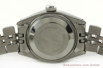 ROLEX LADY DATE ACIER / OR BLANC AUTOMATIQUE KAL. 2030 LP: 6000EUR [142278]