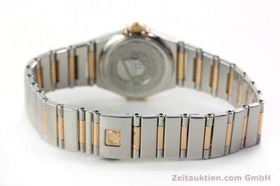 OMEGA CONSTELLATION ACIER / OR QUARTZ KAL. 1456 [142289]