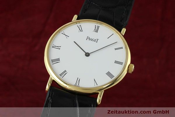 PIAGET ORO 18 CT CARICA MANUALE KAL. 9P2 [142300]