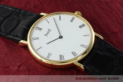 PIAGET 18 CT GOLD MANUAL WINDING KAL. 9P2 [142300]