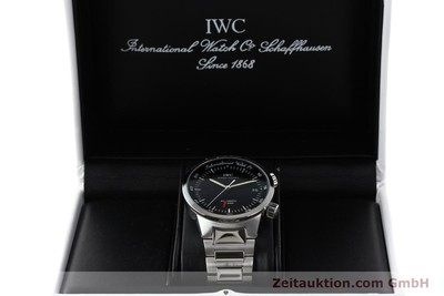 IWC GST STEEL AUTOMATIC KAL. 1.917 [142301]
