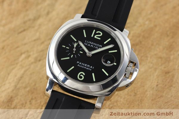 PANERAI LUMINOR MARINA STEEL AUTOMATIC KAL. OP VIII VAL 7750-81 LP: 6000EUR [142304]