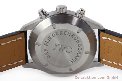 IWC FLIEGERCHRONOGRAPH CHRONOGRAPH STEEL AUTOMATIC KAL. 7922 [142331]