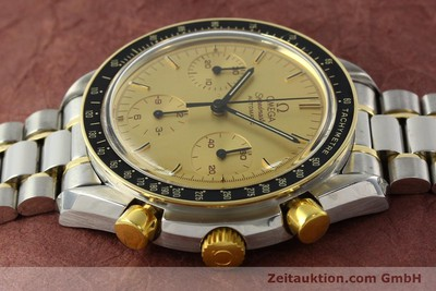 OMEGA SPEEDMASTER CHRONOGRAPHE ACIER / OR AUTOMATIQUE KAL. ETA 2890-2 [142333]