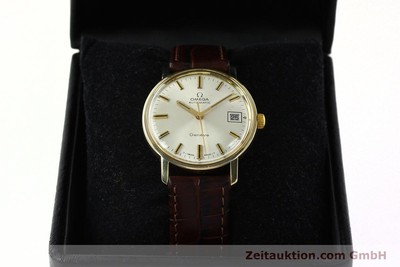 OMEGA 14 CT YELLOW GOLD AUTOMATIC KAL. 565 [142337]