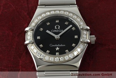 OMEGA CONSTELLATION ACERO CUARZO KAL. 1456 LP: 3900EUR [142340]