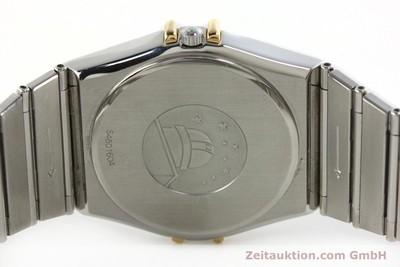 OMEGA CONSTELLATION STEEL / GOLD QUARTZ KAL. 1438 ETA 255461 LP: 5100EUR [142346]