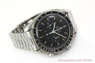 OMEGA SPEEDMASTER CHRONOGRAPH STEEL MANUAL WINDING KAL. 861 LP: 4100EUR [142353]