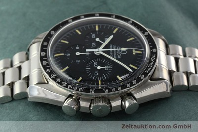 OMEGA MOONWATCH SPEEDMASTER CHRONOGRAPH HERRENUHR HANDAUFZUG 861 VP: 4100,- EUR [142353]