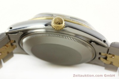 ROLEX DATE STEEL / GOLD AUTOMATIC KAL. 3035 [142357]