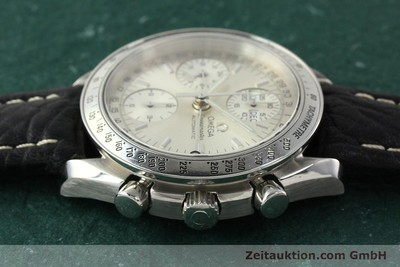OMEGA SPEEDMASTER DAY-DATE CHRONOGRAPH AUTOMATIK STAHL VP: 3020,- EURO [142366]