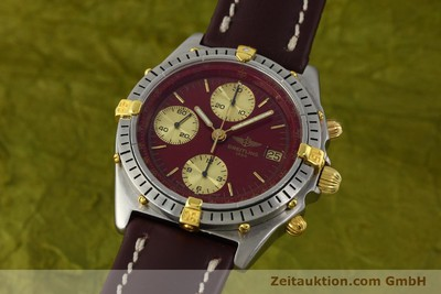 BREITLING CHRONOMAT CHRONOGRAPH STEEL / GOLD AUTOMATIC KAL. B13 VAL 7750 [142367]