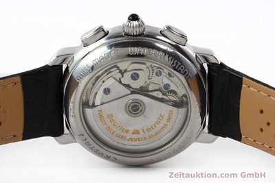 MAURICE LACROIX CRONEO CHRONOGRAPH STEEL AUTOMATIC KAL. ML 67 [142373]
