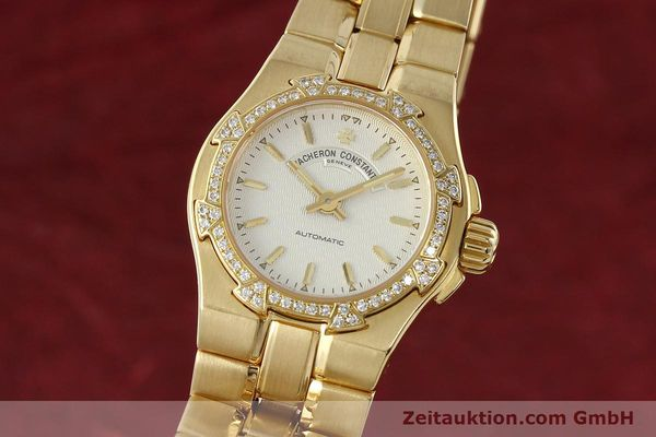 VACHERON & CONSTANTIN OVERSEAS OR 18 CT AUTOMATIQUE KAL. 1056 LP: 40000EUR  [142378]