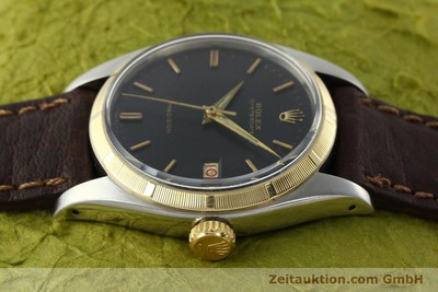 ROLEX PRECISION STEEL / GOLD MANUAL WINDING KAL. 1215 VINTAGE [142379]