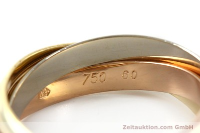 CARTIER RING ORO DE 18 QUILATES [142381]