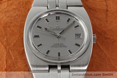 OMEGA CONSTELLATION ACIER AUTOMATIQUE KAL. 1001 LP: 0EUR [142397]