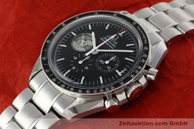 OMEGA SPEEDMASTER APOLLO 11 CHRONOGRAPH 40th ANNIVERSARY LIMITED EDITION [142404]