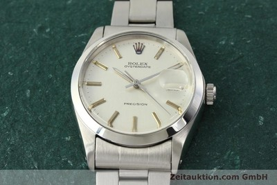 ROLEX PRECISION STEEL MANUAL WINDING KAL. 1225 [142407]