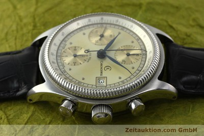CHRONOSWISS PACIFIC CHRONOGRAPH STEEL AUTOMATIC KAL. VAL 7750 [142427]