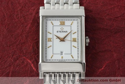 ETERNA 1935 STEEL AUTOMATIC KAL. ETA 2681 [142440]