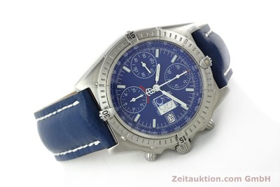 BREITLING CHRONOMAT COCKPIT CHRONOGRAPH 50 YEARS USAF AIR FORCE VP: 7290,- Euro [142443]