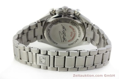 OMEGA SPEEDMASTER RACING CHRONOGRAPH STEEL AUTOMATIC KAL. 1151 LP: 3560EUR [142449]