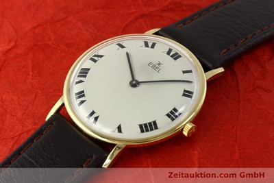 EBEL 18 CT GOLD MANUAL WINDING KAL. 97B [142450]