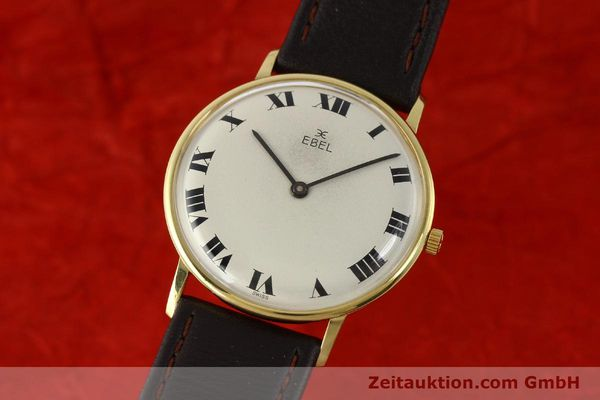 EBEL ORO DE 18 QUILATES CUERDA MANUAL KAL. 97B  [142450]